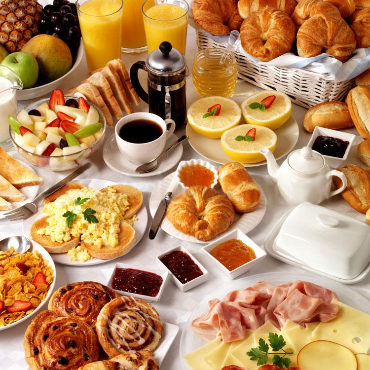 Hotel IRIS Barcelona Desayuno Buffet