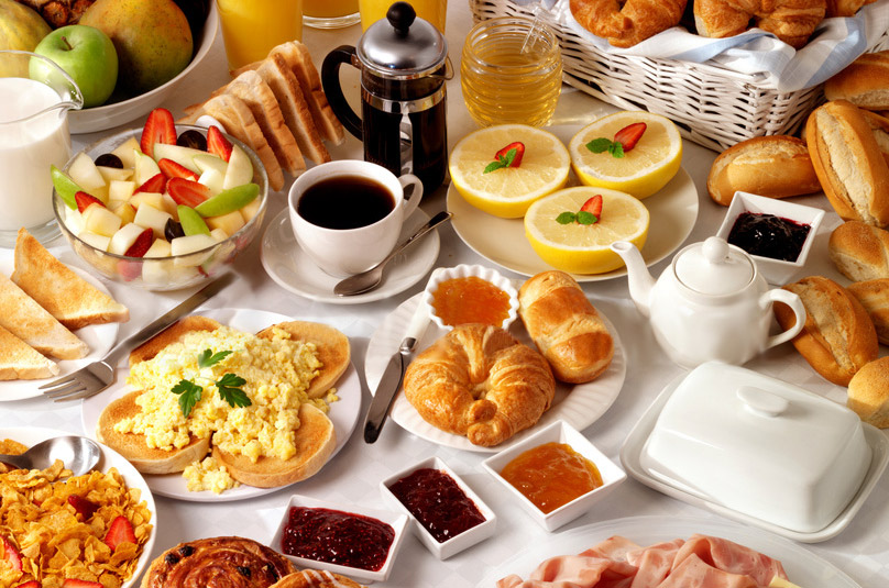 Hotel IRIS Barcelona Granollers Desayuno Buffet