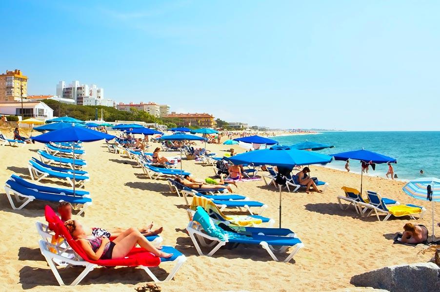 Hotel IRIS playas del maresme
